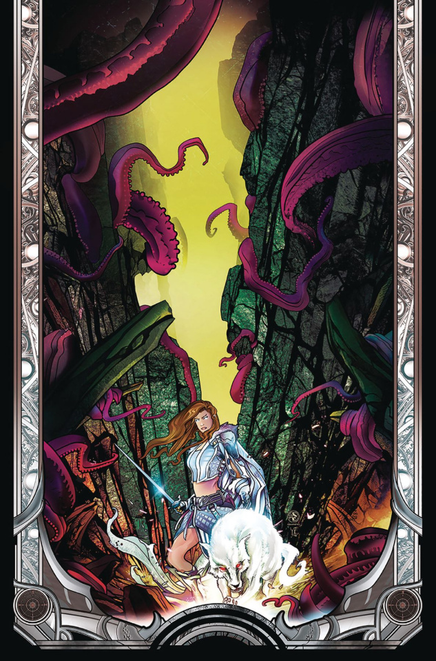 Oz: The Heart of Magic #1 (Colapietro Cover)