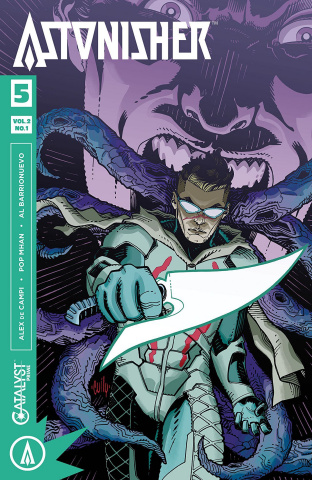 Catalyst Prime: Astonisher #5