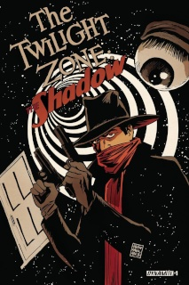 The Twilight Zone: The Shadow #1 (Francavilla Cover)