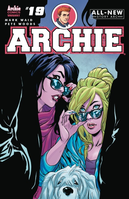 Archie #19 (Lupacchino Cover)
