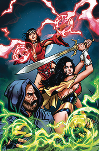 Grimm Fairy Tales #16 (Riverio Cover)