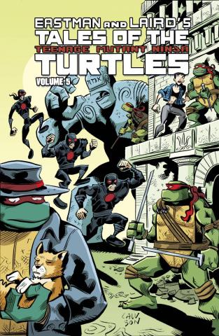 Tales of the Teenage Mutant Ninja Turtles Vol. 5