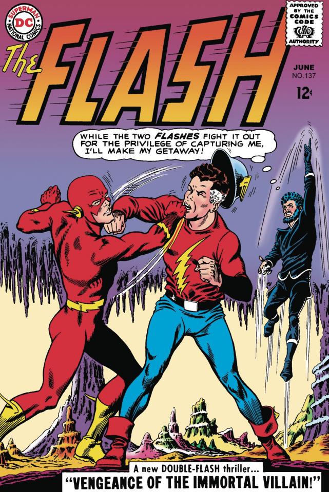 The Flash: The Silver Age Vol. 3 (Omnibus)