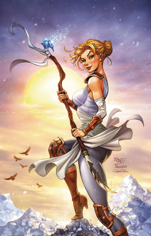 Myths & Legends Quarterly: Ares #1 (Royle Cover)