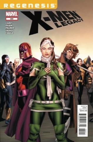 X-Men Legacy #260