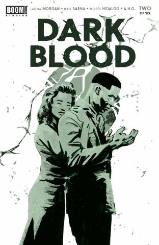 Dark Blood #2 (De Landro 2nd Printing)