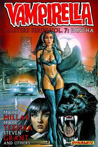 Vampirella Masters Series Vol. 7: Mark Millar