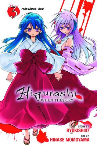 Higurashi: When They Cry Vol. 21: Massacre Arc, Part 3