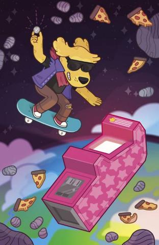 Teen Dog #4 (20 Copy Eccles Cover)
