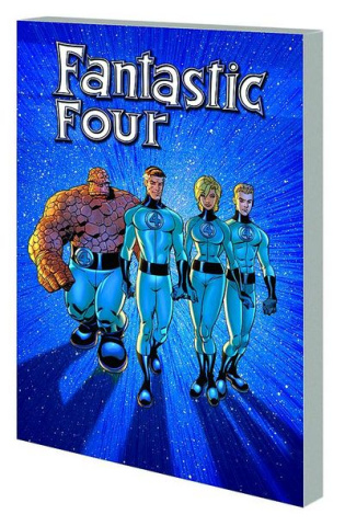 Fantastic Four by Waid & Wieringo Book 2