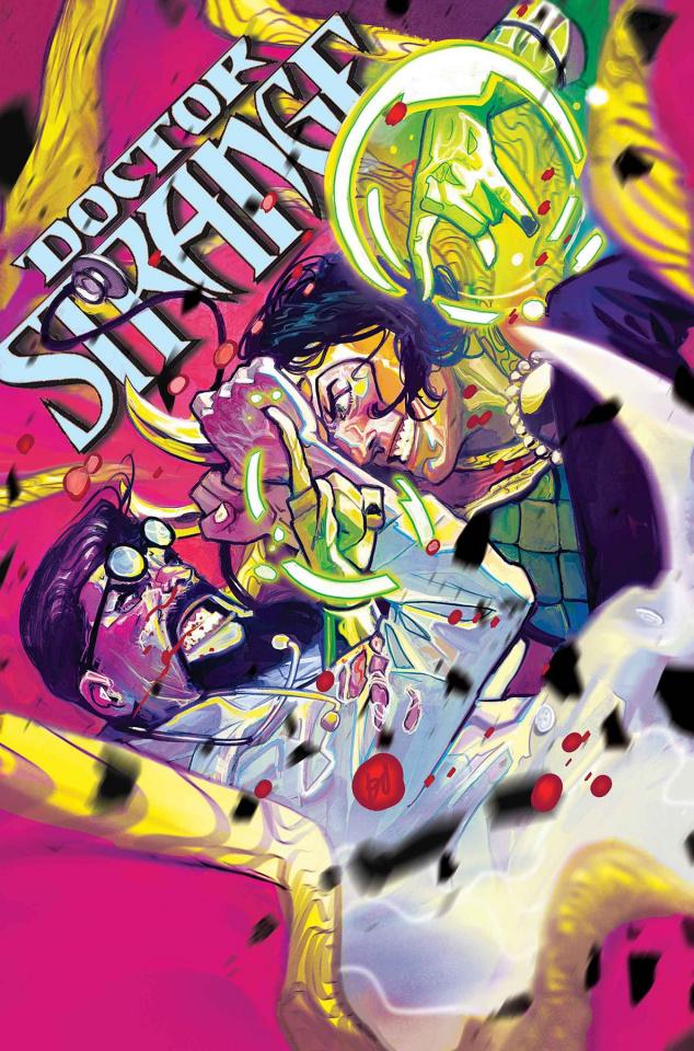 Doctor Strange #385