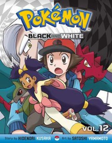 Pokémon: Black & White Vol. 12