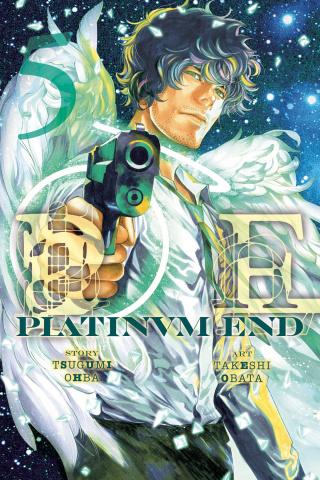 Platinum End Vol. 5