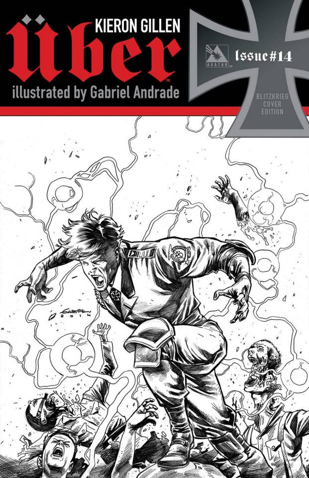 Über #14 (Blitzkrieg Cover)