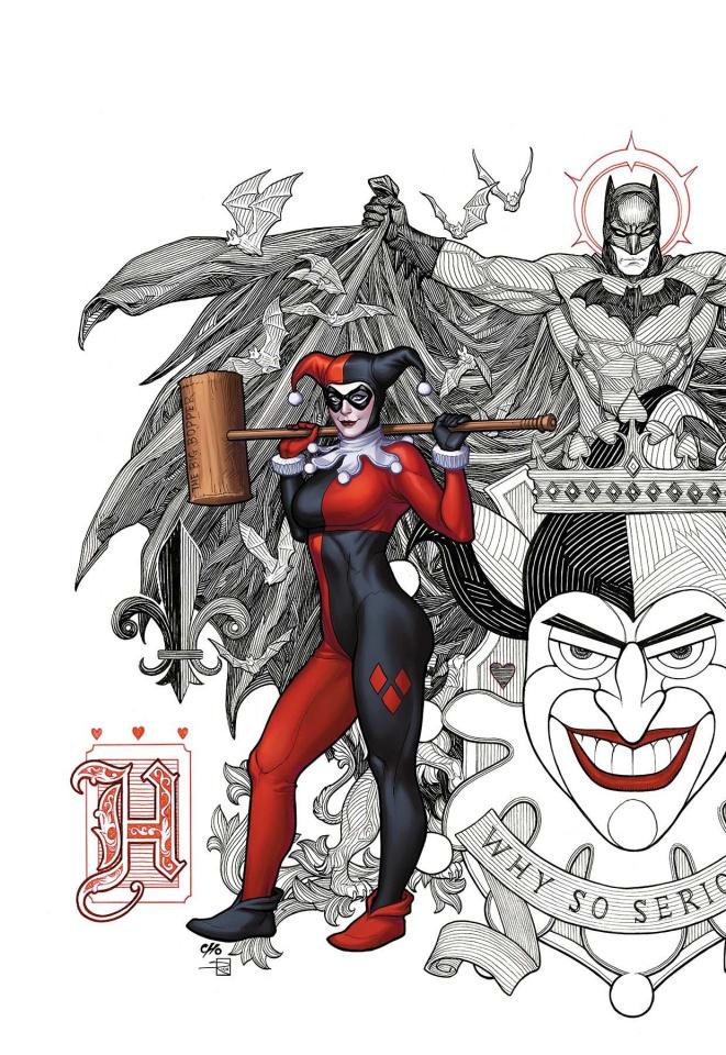 Harley Quinn #24 (Variant Cover)