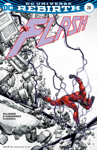 The Flash #28 (Variant Cover)