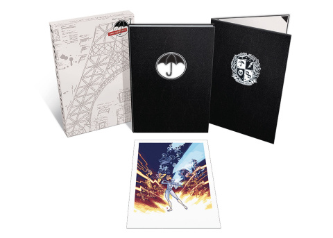 The Umbrella Academy: Apocalypse Suite Vol. 1 (Deluxe Limited Edition)