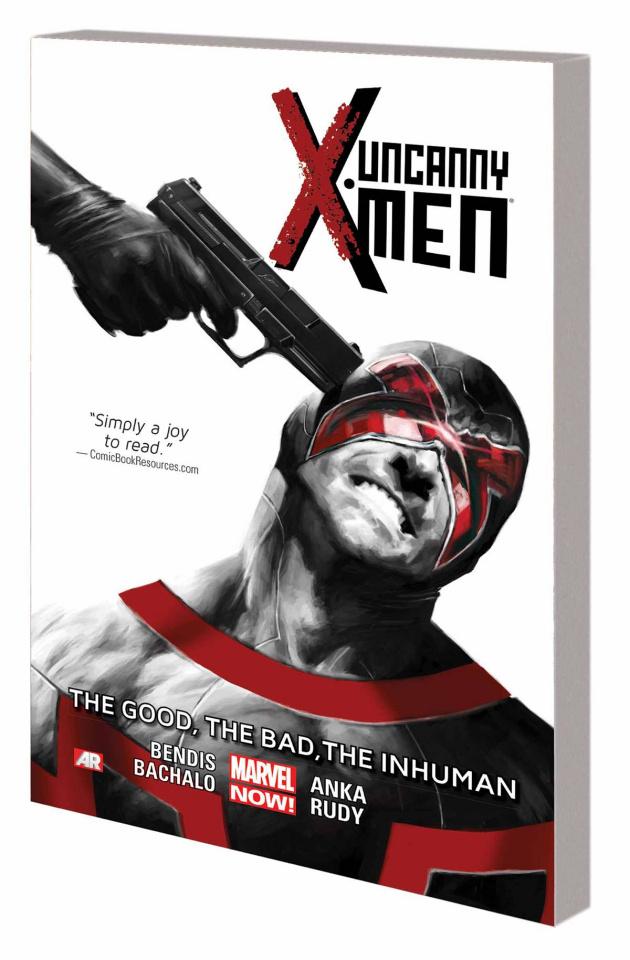 Uncanny X-Men Vol. 3: Good Bad Inhuman