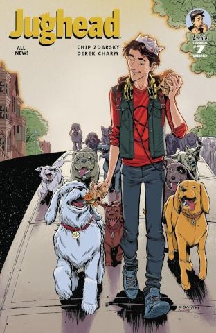 Jughead #7 (Cory Smith & Szymanowicz Cover)