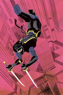 Ninjak #20 (20 Copy Fiffe Cover)
