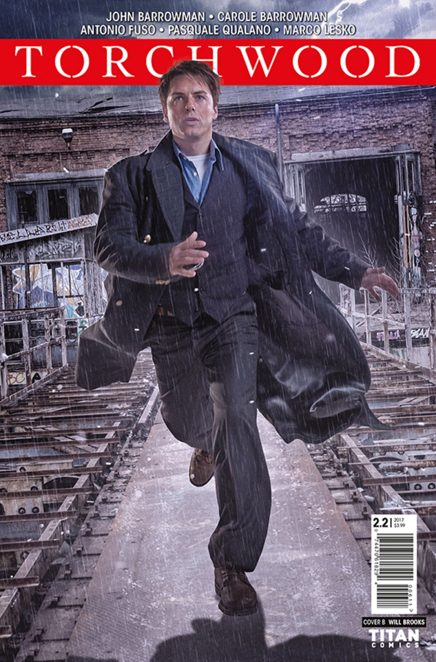 Torchwood #2 (Photo Cover)