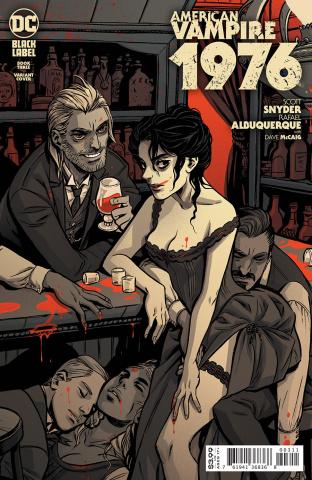American Vampire: 1976 #3 (Becky Cloonan Cover)
