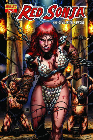 Red Sonja #73