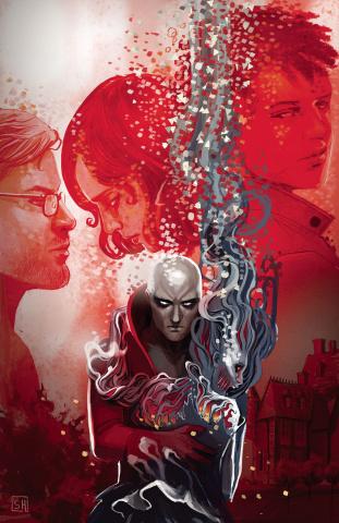 Deadman: The Dark Mansion of Forbidden Love #3