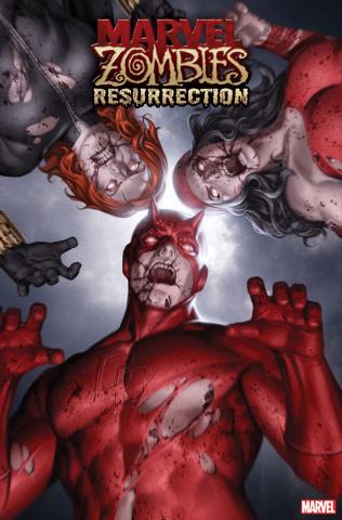 Marvel Zombies: Resurrection #1 (Junggeun Yoon Cover)