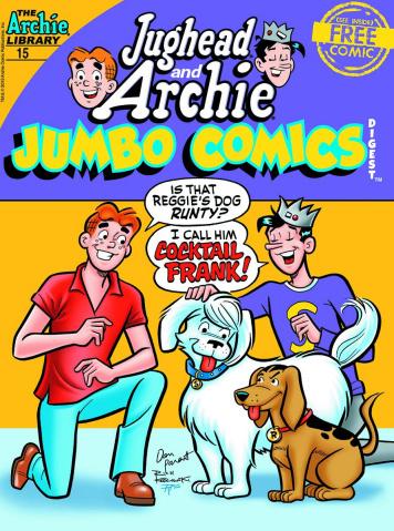 Jughead & Archie Comics Jumbo Digest #15