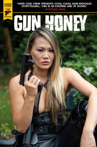 Gun Honey #2 (Photo Cover)