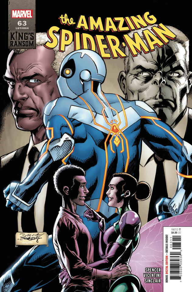 The Amazing Spider-Man #63