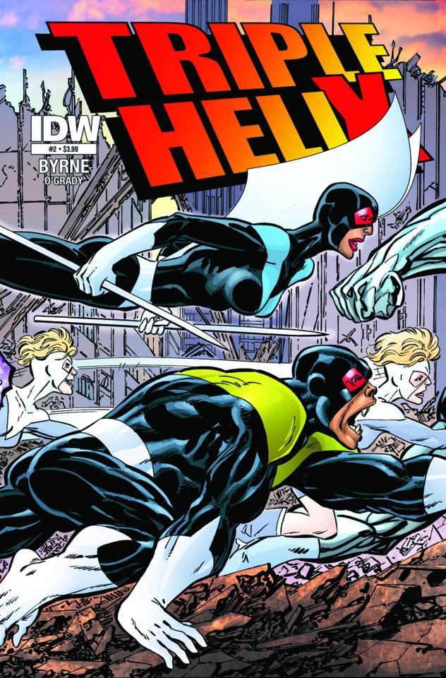 Triple Helix #2