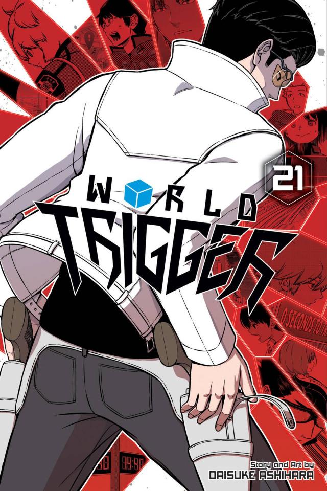 World Trigger Vol. 21