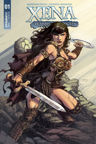Xena #1 (Finch Cover)