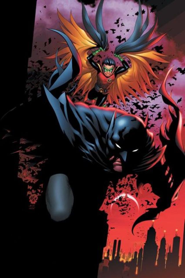 Batman and Robin #1