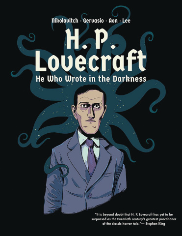 H.P. Lovecraft: He Who Wrote in the Darkness