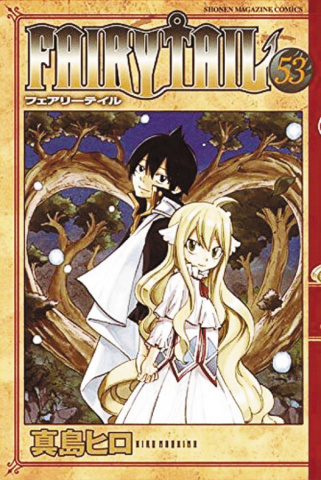 Fairy Tail Vol. 54