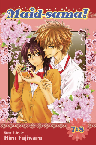 Maid-Sama! Vol. 4  (2-in-1 Edition)