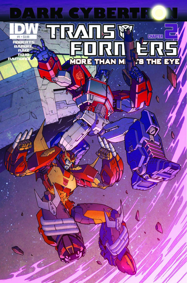 The Transformers: More Than Meets the Eye #23: Dark Cybertron, Part 2