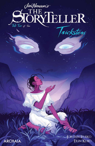 The Storyteller: Tricksters #2 (Pendergas Cover)