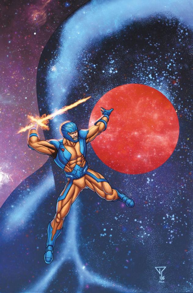 X-O Manowar #49 (10 Copy Portela Cover)