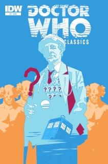 Doctor Who Classics #1