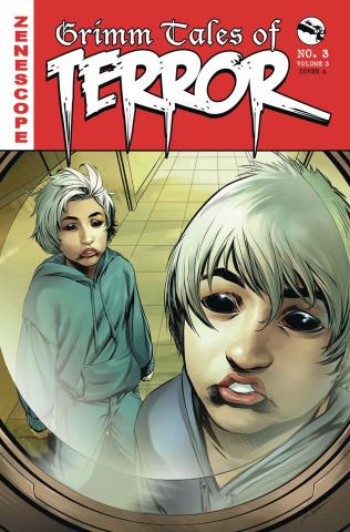 Grimm Tales of Terror #3 (Bifulco Cover)