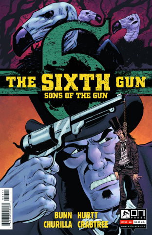 The Sixth Gun: Sons of the Gun #4