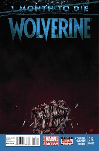 Wolverine #12 (2nd Printing)