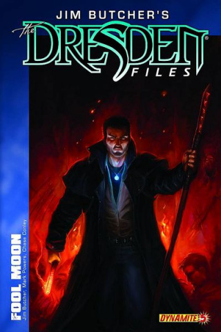 The Dresden Files: Fool Moon #5
