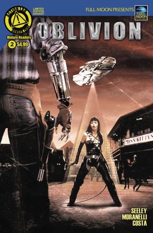 Oblivion #2 (Movie Poster Cover)