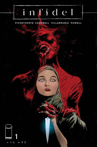 Infidel #1 (Lee & Villarrubia Cover)