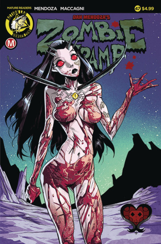 Zombie Tramp #47 (Celor Cover)